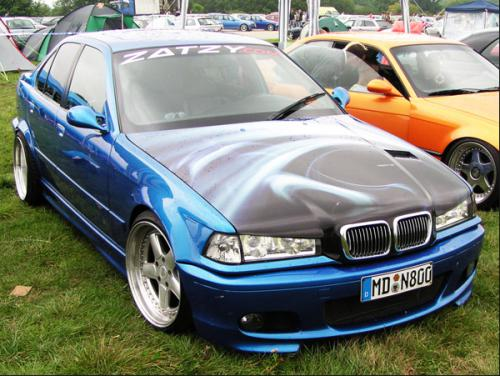 BMW 318i Limousine